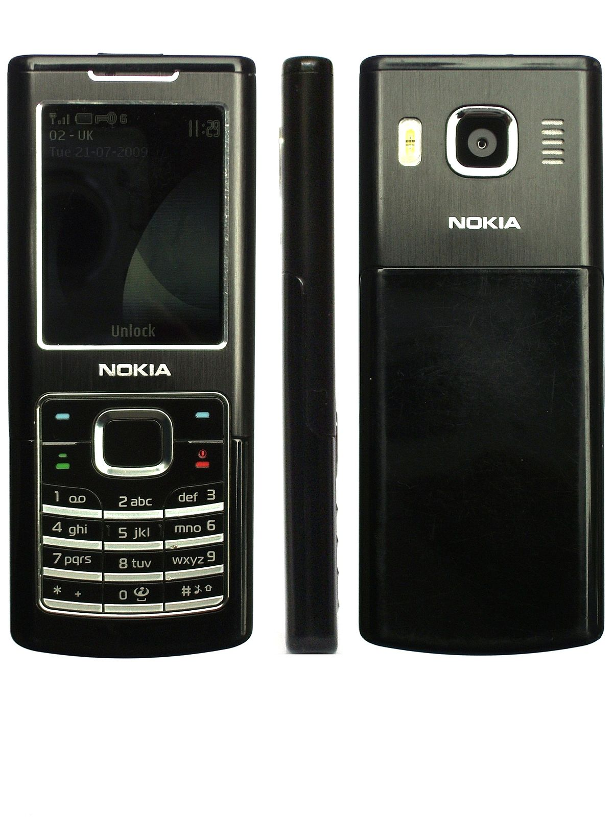 Nokia 6500 Classic Wikipedia 6610 Lcd Interface With At89c51