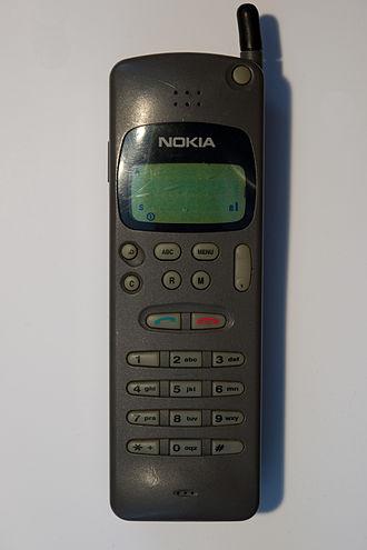 Nokia 2010 - Image: Nokia 2010 NHE 3DN