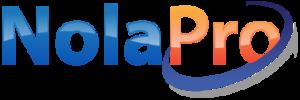 NolaPro - Image: Nola Pro logo