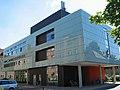 Nordansicht Neubau Coudraystr. 11c (BUW, Fakultät Bauing.) - panoramio.jpg