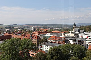 Nordhausen, Thuringia Place in Thuringia, Germany
