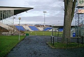 IK Sleipner - Norrköpings Idrottspark.