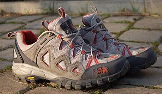 The North Face - The North Face hiking shoe.
