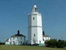 North Foreland Lighthouse - geograph.org.uk - 39652.jpg