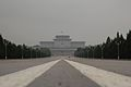 North Korea — Pyongyang, Kumsusan Memorial Palace (1026565083).jpg