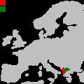 North Macedonia Albania Locator.png