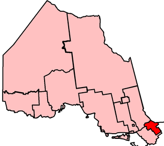Nipissing (provincial electoral district) provincial electoral district of Ontario, Canada