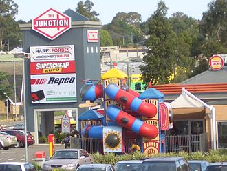 Northmead, New South Wales - The Junction, Windsor Road