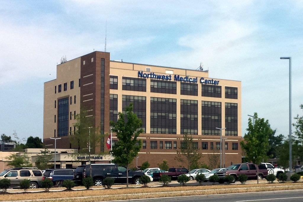 File Northwest Medical Center Springdale Arkansas Jpg