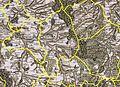Nouans-les-Fontaines carte Cassini2.jpg