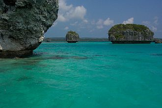 Isle of Pines (New Caledonia) - Upi Bay, Isle of Pines, New Caledonia