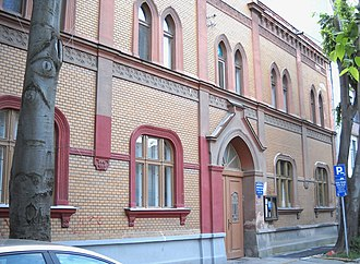 Protestantism in Serbia - Evangelical Methodist Church in Novi Sad; services are performed in Serbian.