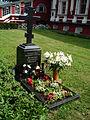 Novodevichy Convent Serafima Chernaya tomb.JPG