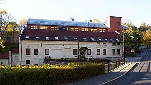 Nydalen - Nydalen industrial park