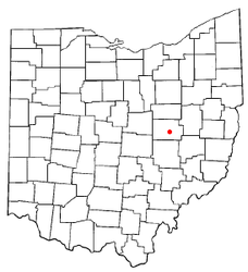 Coshocton – Mappa