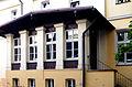 OPOLE dom XIXw ul Barlickiego15 - fragment- boczne drzwi. sienio.JPG