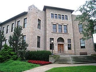 Oberlin College - Severance Hall
