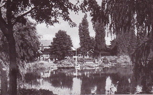 Upper Pond (Kaliningrad)