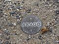 Observatoire de Paris - terrasse sud - médaillon Arago.JPG