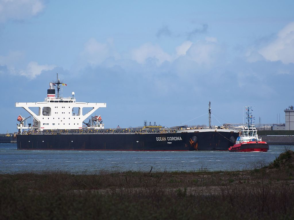 Corona Port