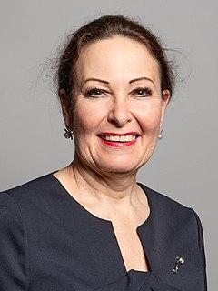 Anne Marie Morris British politician