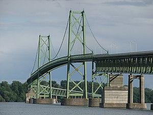 Ogdensburg–Prescott International Bridge - Ogdensburg–Prescott International Bridge