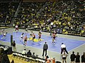 Ohio State vs. Michigan volleyball 2011 09.jpg
