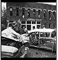 Okolí kostela po výbuchu, Birmingham 1963.jpg