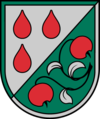 Coat of arms of Olaine Municipality