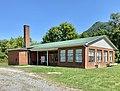 Old Cafeteria Building, Old Spring Creek School, Spring Creek, NC (50551686232).jpg