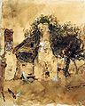 Old Powhatan Chimney Robert Frederick Blum.jpeg