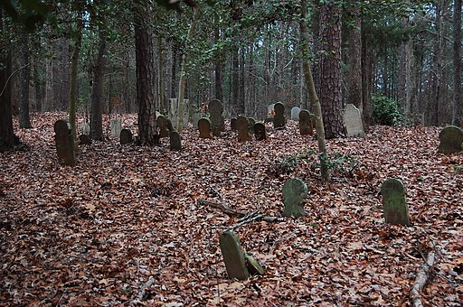 Old Scotch Burial Ground