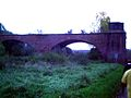 Old destroyed Railroad Bridge near Igel, Germany.JPG