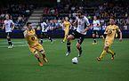 Ole Amund Sveen scora 2-2-målet mot Bodø-Glimt 24. juli 2016.jpg