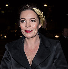 Olivia Colman - the cute, gracious, friendly, charming, actress with British roots in 2021