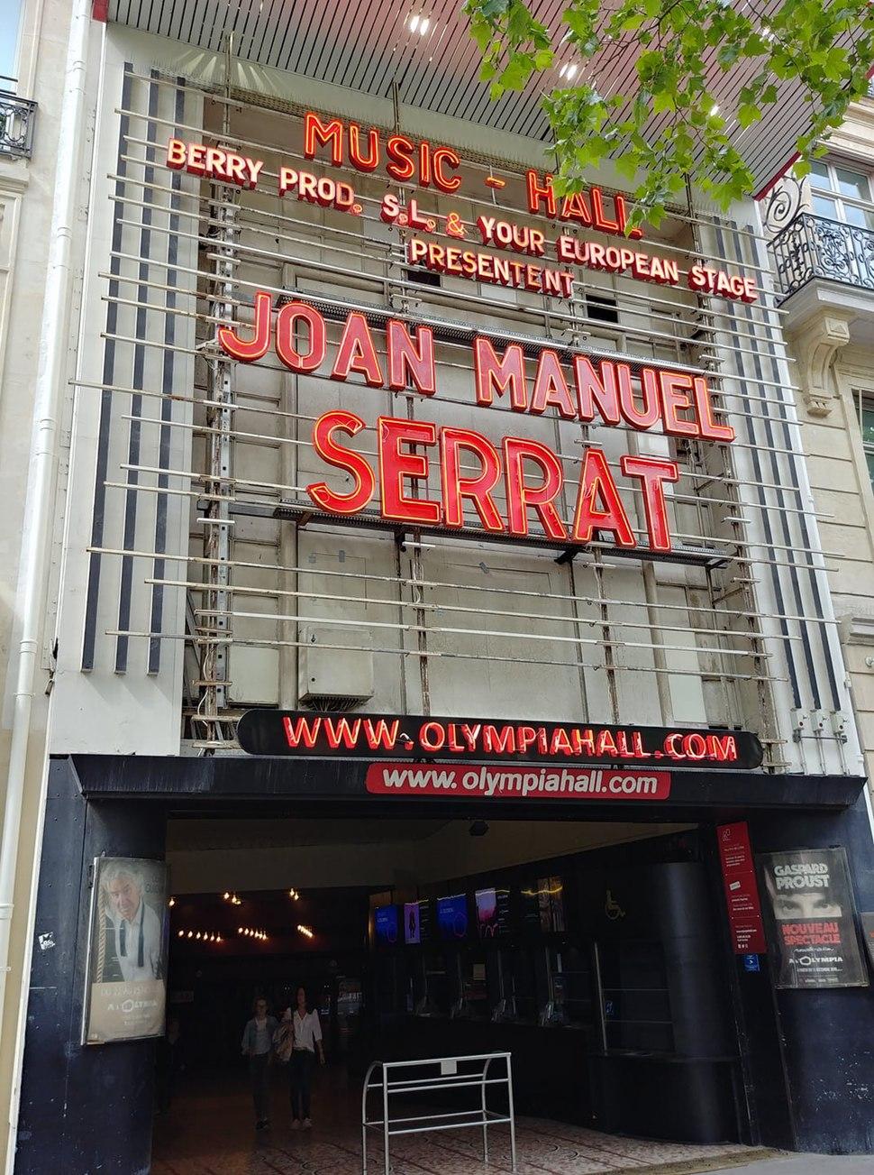 Joan Manuel Serrat - Howling Pixel