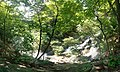 On a blue trail - Waterfalls - panoramio.jpg