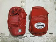 Open palm MMA or grappling protective traing gloves.jpg