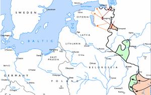 Operation Polyarnaya Zvezda - Image: Operation Polar Star WW2