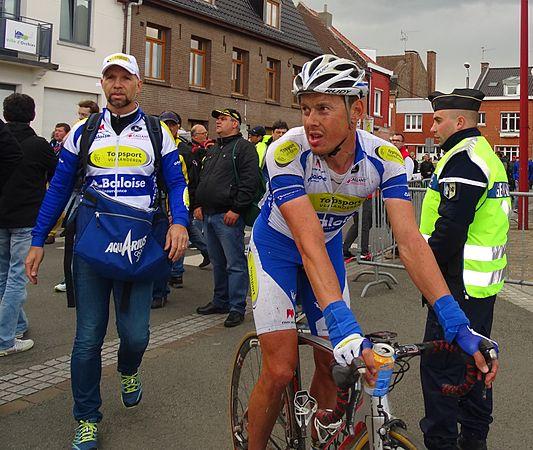 Orchies - Quatre jours de Dunkerque, étape 1, 6 mai 2015, arrivée (B16).JPG