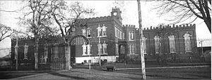 Oregon State Penitentiary - Oregon State Penitentiary in 1892