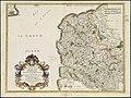 Oromansaci, et Gesoriacus Pagus in Morinis, evesché de Boulogne ou sont les Comté et seneschaussée de Boulenois Balliage de Calais dans le Pays Reconquis Souveraineté dArdres, etc. (4587190592).jpg