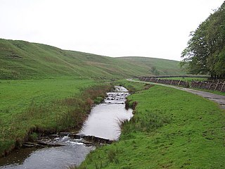 Otterburn, North Yorkshire Village and civil parish in North Yorkshire, England