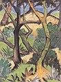 Otto Mueller - Abendlandschaft (Waldlandschaft).jpeg