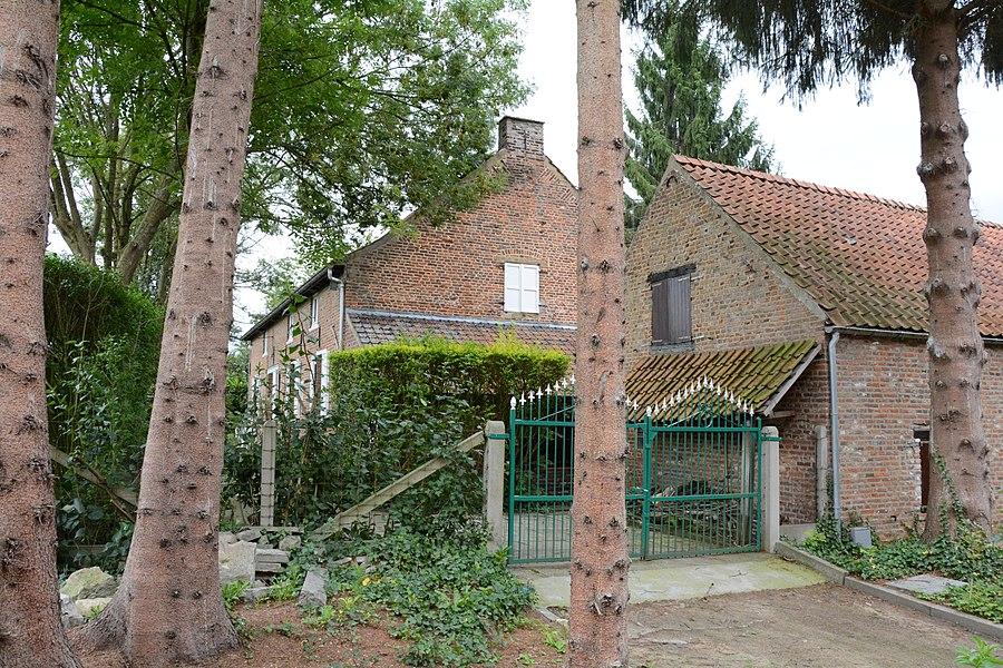 U-Vormige hoeve, Oud-Klooster 1, Herne, Belgium