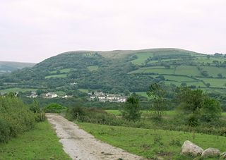 Betws, Carmarthenshire Human settlement in Wales