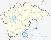 Outline Map of Novgorod Oblast.svg