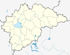 Veliky Novgorod is located in Novgorod Oblast
