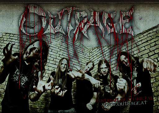 Outrage Austrian Death Metal