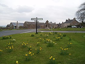 Over Kellet village green - geograph.org.uk - 772110.jpg